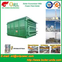 Quality Heat Insulation Boiler Stack Economizer In Thermal Power Plant Diesel Fuel wholesale