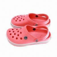 Quality Garden Shoes, High Performance and European Union Standard, Available in Red Color wholesale