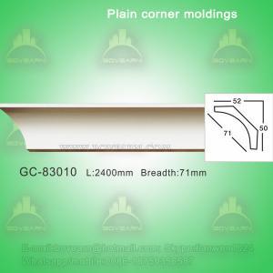 Quality Decorative plain cornice crown moulding wholesale