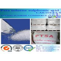 Para Toluene Sulphonic Acid Foundry Chemicals CAS 104-15-4 For Medicine Industry