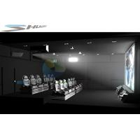 Quality 3D / 4D / 5D / 6D / 7D Movie Theater Cinema System With 3 DOF Motion Chair wholesale