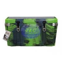 Quality Camo Color Rotational Molded Cooler , Rotary Plastic Moulding Insulated Boxes wholesale