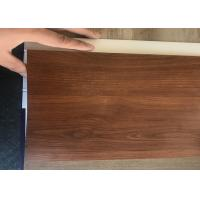 Quality 1.22m*2.44m 10.6mm Wood Grain Melamine Laminated Boards For Furniture Industry wholesale
