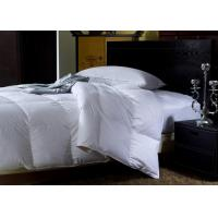 Quality Full / Twin Size Cotton Duck Down Quilt , Bed Patchwork Duck Feather Quilt wholesale