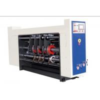 Cheap High Precision Carton Making Machine 15kw - 30kw With 20crmnti Alloy Steel for sale