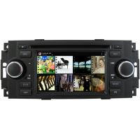 Quality WiFi Internet 2005 2006 2007 Jeep Grand Cherokee Satellite Radio Android Car Stereo Head Unit wholesale
