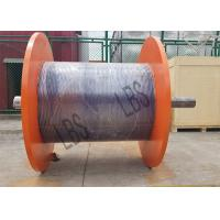 China Export European Big Winch Drum for Hoisting and Crane/ Drum with Connection Shaft on sale