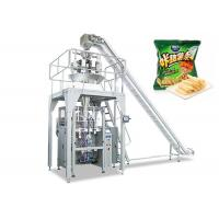 Quality Automatic Food Packing Machine , Vertical Apple Chips Packing Machine wholesale