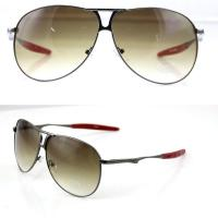 Quality Fashionable Ladies Round Metal Frame Sunglasses With CR39 Lens wholesale