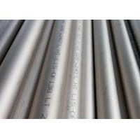 China Seamless Titanium Alloy Tube Grade 11 Excellent Fabricability For Heat Exchanger on sale