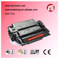 Quality Compatible Q6511X printer toner cartridge for HP 2400 wholesale