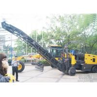 China 1320 mm Width Cold Milling Machine , Tire Travel Asphalt Milling Equipment on sale