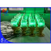 Quality AH-HP/E Green LED Heliport Elevate Perimeter Light with low price wholesale