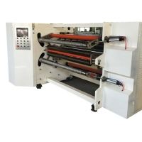 Quality YUYU Label Paper Jumbo Roll Slitter Rewinder Machine wholesale
