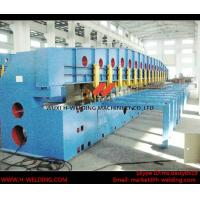 Quality Gas Cylinder Powered Edge Steel Sheet Milling Machine 5m/min High Speed wholesale