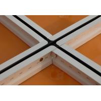 Quality Optional Color T Bar Suspended Ceiling Grid New Building Construction Material wholesale