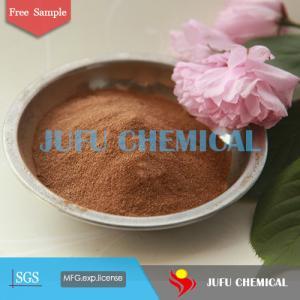 China Calcium Lignosulphonate CF-6 (used as water reducer, fertilizer additives, animal feed additives) on sale