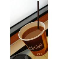 China plastic tea and Coffee stirrer making machine with two holes or three holes for sale