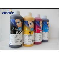 Quality Climate Resistant Pigment Textile Ink For Epson Sure Color F2000 F2080 Printer wholesale