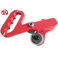 China Cast Steel Grip  Metal Roof Sheet Cutters Red Green Portable Safe Operation on sale