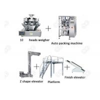 Buy cheap High Strength Industrial Grocery Packing Machine Rice Weight Filling Machine from wholesalers