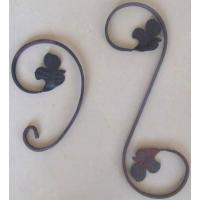 Quality Wrought Iron Components and Parts wholesale