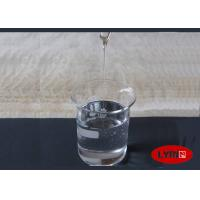 Quality Transparent Dimethyl Silicone Fluid201 , Odorless Medical Grade Silicone Oil wholesale