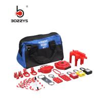Buy cheap Portable Safety Lockout Kit For Locking Off Circuit Breakers / Valves / Switches from wholesalers