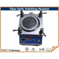 Buy cheap Corner Pressure Fiber Optic Polishing Machine , Single And Multiple Fiber product