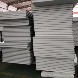 China precast concrete 50mm eps sandwich fence panels 950-50-0.326mm on sale