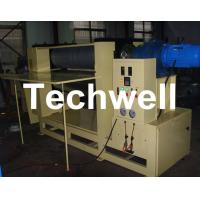 Quality PVC / WPC / Wooden Embossing Machine With Embossing Speed 0.5-15m/min, Frequency Control wholesale