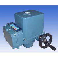 China AC 380V Electric Valve Actuator IP65 SND - QDT12.5 For Sewage Treatment on sale