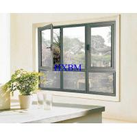 Quality Firm Structure Tilt And Turn Double Glazed Windows , Anti - Theft Tilt Open Windows wholesale
