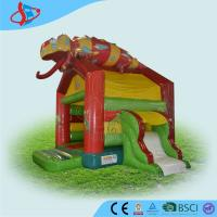 Quality Commercial Renting Inflatable Slides / Extrior Inflatable Sports Games wholesale
