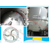 Quality Horizontal water-ring LDPE film granulation machine HDPE film pelletizing machinery wholesale