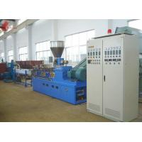 Quality PET waste plastic recycling machine Co - rotation Parallel Twin screw wholesale