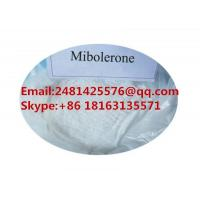 China Raw Androgenic Steroid Powders Mibolerone CAS 3704-09-4 For Muscle Growth on sale