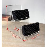 Cheap shop promotional wallet display stand for sale