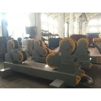 Quality 380V 50HZ Tank Self-Aligning Rotators With Double Drive , 0.1-1 m/min Wheel Speed wholesale