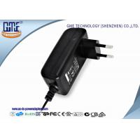 Quality EU Wall Mounted 12V 2A 24W Switching Power Adatper with Indicating Light wholesale