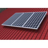 Quality Roof Solar Mounting Aluminium Profile System , Custom Aluminum Extrusions wholesale