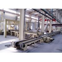Cheap Hollow Fly Ash Precast Concrete Slab Making Machine For Wall / Roof Building for sale