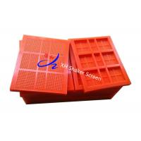 Quality Rectangle Dewater Shale Shaker Mine Drilling Rig Mineral Screening Equipment wholesale