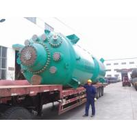 Quality 50L- 100000L ASME CERTIFICATED glass lined reactor , industrial chemical reactor wholesale
