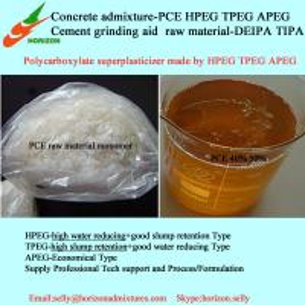 Cheap Concrete Admixtures Polycarboxylate Superplasticizer (Liquid) for sale