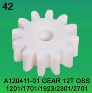 Quality A120411-01 GEAR TEETH-12 FOR NORITSU qss1201,1701,1923,2301,2701 minilab wholesale