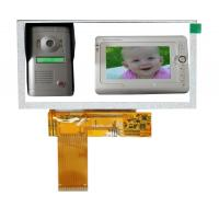 Buy cheap 5 Inch TFT LCD Display Module Resistive Touch Panel 800 RGB H ×480 V Mm from wholesalers