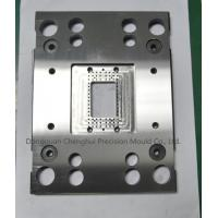 Quality Electronic telecommunication connector injection mould base with S45C , S55C Material wholesale
