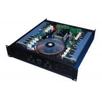 Quality Good Sound Church Sound Equipment , 4 Channel Class D Amplifier wholesale