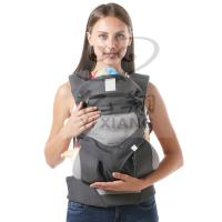 China 360 Four Position breathable carrier Dusty Black baby carrier BABYCARRIER on sale